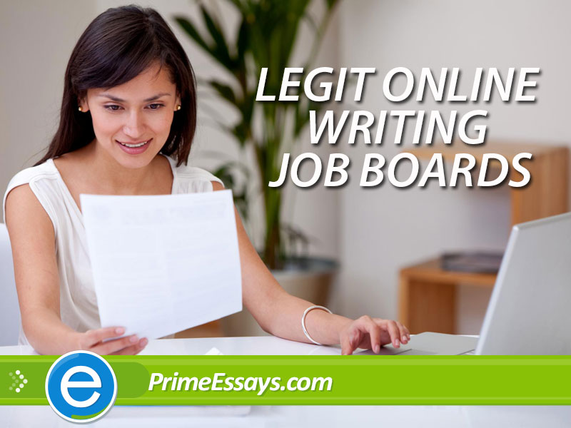 How to Find Online Writing Jobs