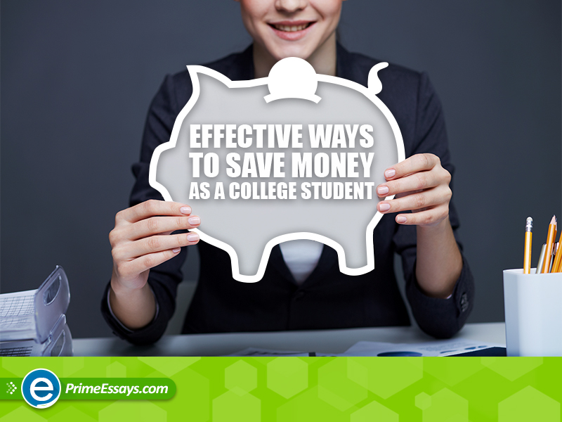13Ways to Save Money in College