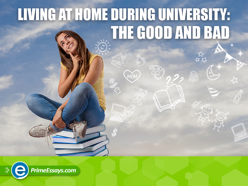 The Pros and Cons of Living at Home During University