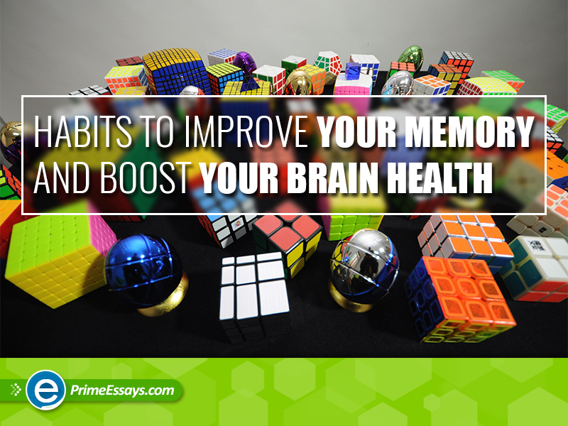 How to Improve Your Memory & Brainpower