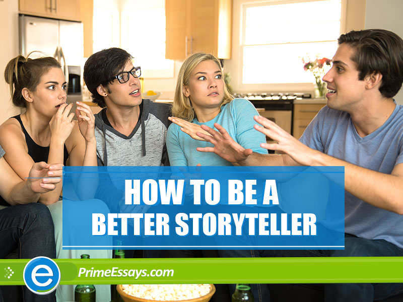 Boost Up Your Storytelling Skills!