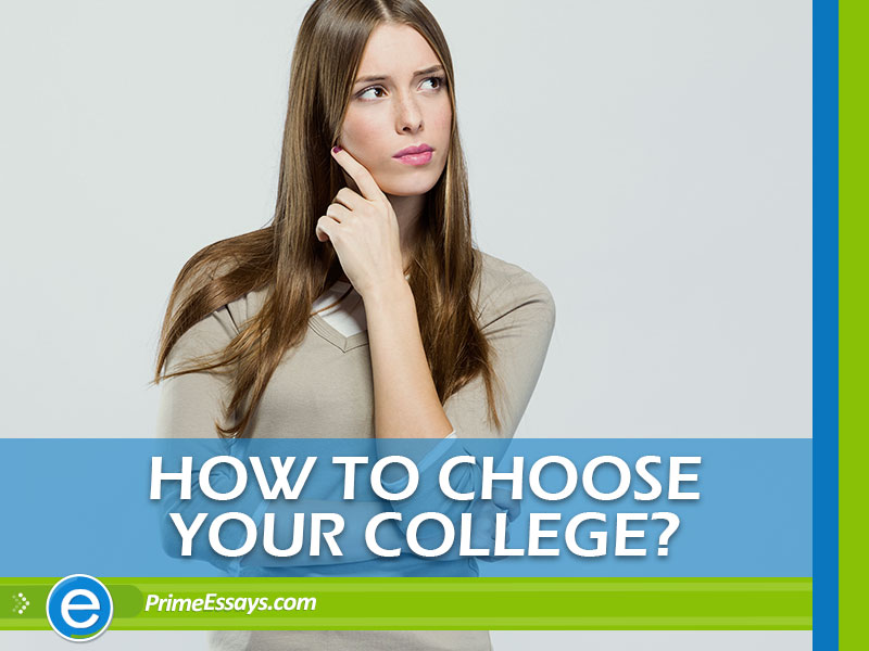 How to Choose Your College