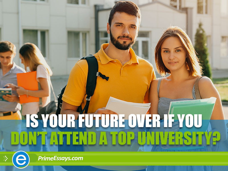 Attending Top University