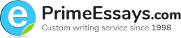 prime essays logo